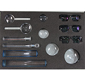 DSL-6 Low Vision Diagnostic Testing Kit